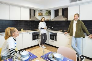 Y Suites student accommodations